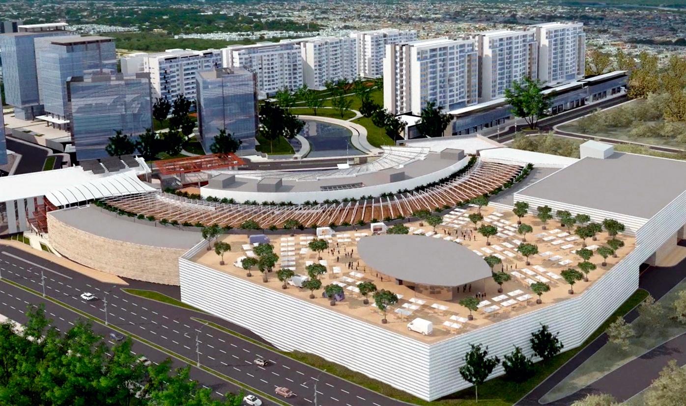 Plaza comercial en Merida Yucatan
