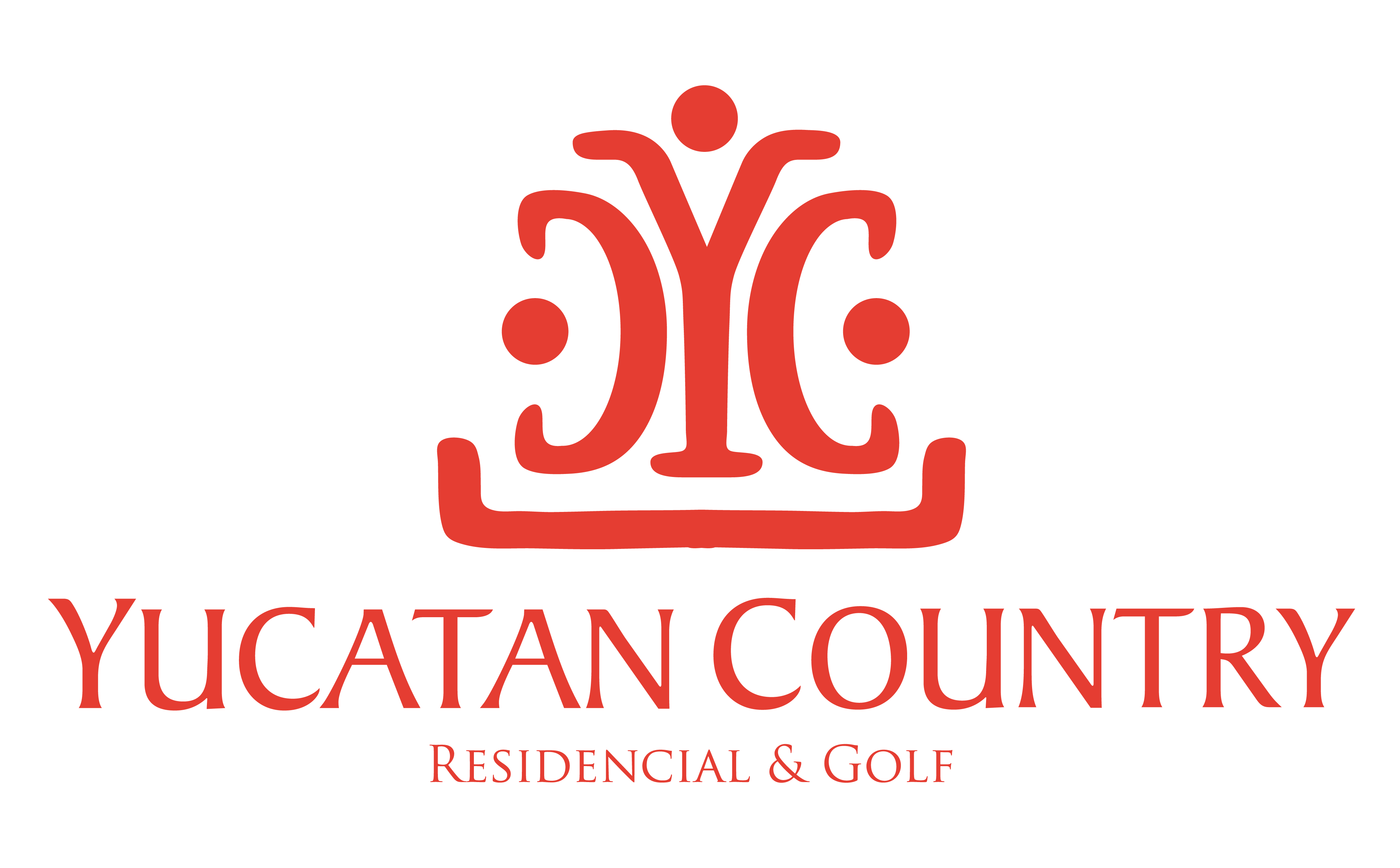 Yucatan Country Club, residential and golf.