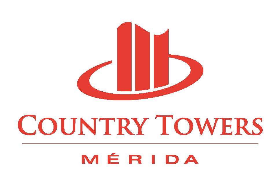 Departamentos en venta en Mérida, Yucatán. Country Towers, torres departamentales.