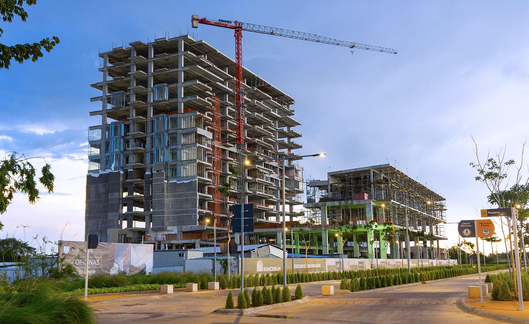 VM - avances de construcción - ago 19 - 2