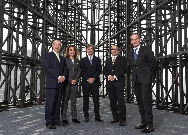 Strategic allies, Inmobilia investors.