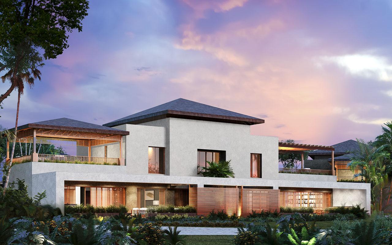 Privada residencial boutique en Mérida, Amanha Signature Residences proyecto de Inmobilia.