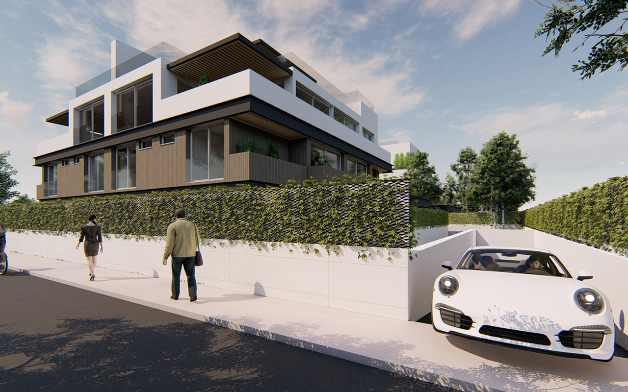 Madrigal 6, bienes raíces premium  Madrid.