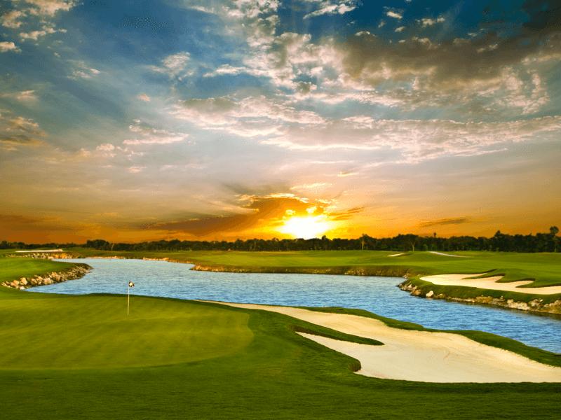 YC - Campo de Golf