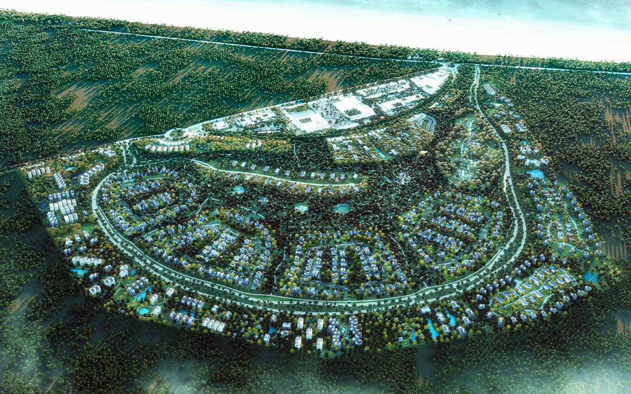 Proyecto Inmobilia, residencial premium en Tulum.